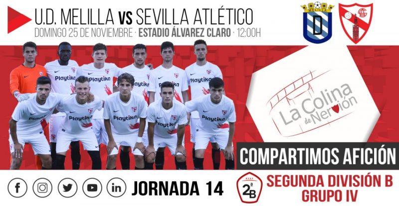 El Sevilla Atlético visita al líder