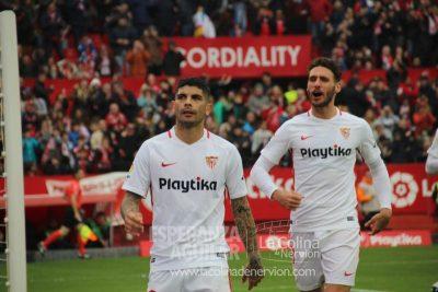 El Sevilla, superior al Girona en números