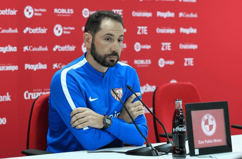 Machín, sobre las críticas y la eliminación, el penalti y el VAR y la alegría del bético Joaquín