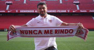 Cristian Toro, presentado como nuevo entrenador del Sevilla FC Femenino | Imagen: Sevilla FC.