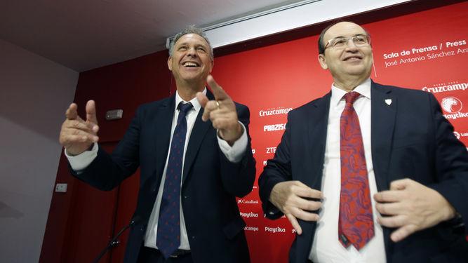 El Sevilla, el segundo con mejor balance de fichajes en España