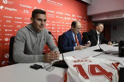 Wöber se lanza en español y confirma que ya está listo para jugar