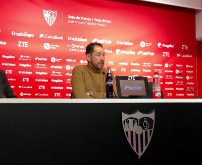 Machín sobre la ventaja en la eliminatoria, la baja de Navas y la ausencia de Messi