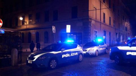 La reyerta en Roma dejó varios heridos leves