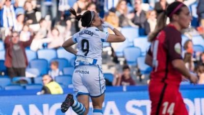 El Sevilla despierta del sueño de la Copa en Anoeta
