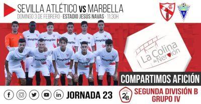 Volver a la senda de la victoria frente al Marbella FC