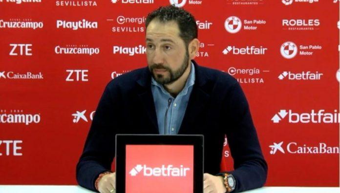 Machín, sobre Messi, la pérdida de la cuarta plaza y los lesionados