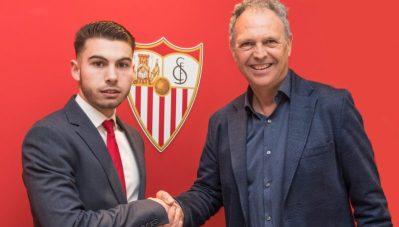 Lara renueva finalmente su contrato con el Sevilla