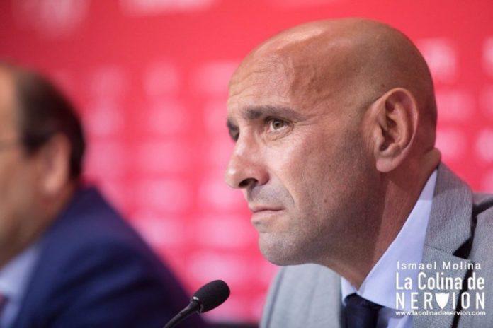 Monchi, sobre las posibilidades de Champions, el caso Banega y el Sevilla a domicilio
