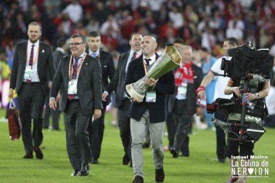 Monchi vuelve al Sevilla