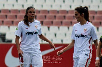 Las mejores fotos de la contundente victoria del Sevilla Femenino sobre el Madrid CFF