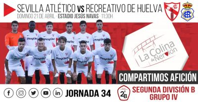 Un Sevilla Atlético en racha recibe al Recreativo