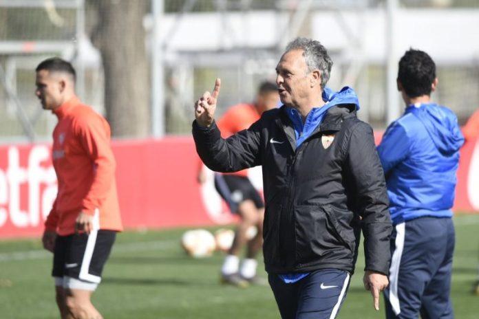 Caparrós defiende a André Silva y habla sobre el Rayo, Jémez, su sistema de juego y el Sevilla Femenino