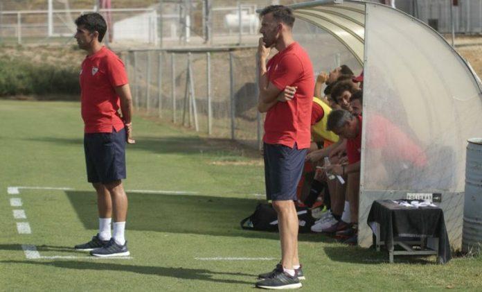 Novedades en el cuerpo técnico del Sevilla Atlético, del que sale Marchena