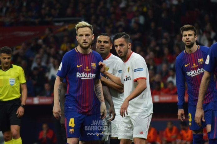 Rakitic y su salida del FC Barcelona
