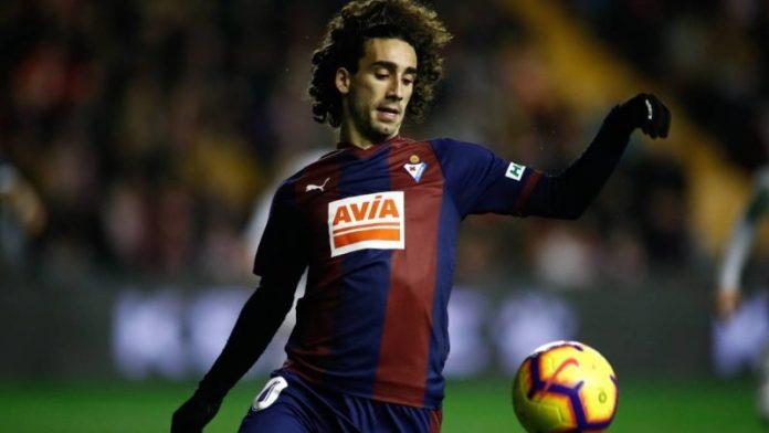 El FC Barcelona rechaza una primera oferta por Cucurella