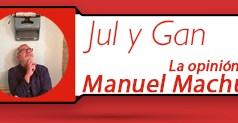 La opinión de Manuel Machuca, en La Colina de Nervión - Jul y Gan