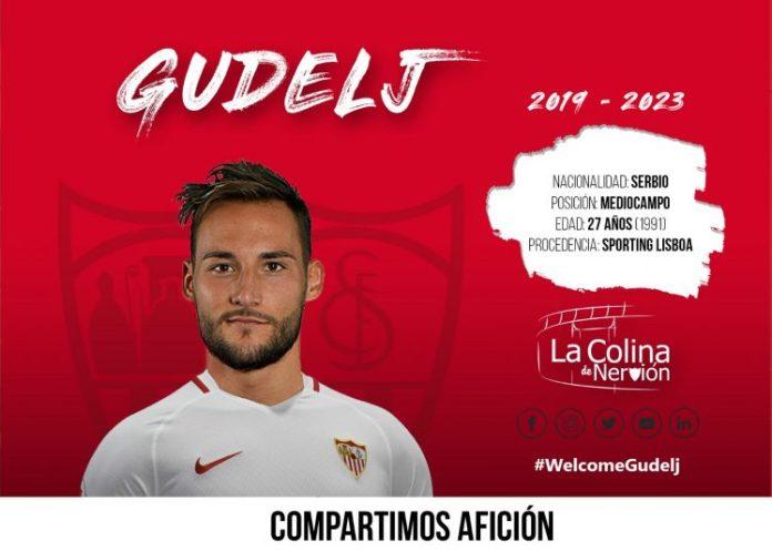 Gudelj, décimo fichaje del Sevilla