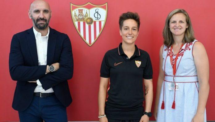 Claire Falknor, nueva incorporación para la medular del Sevilla