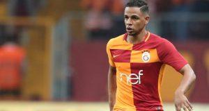 Fernando, durante un partido con el Galatasaray   Imagen: Galatasaray