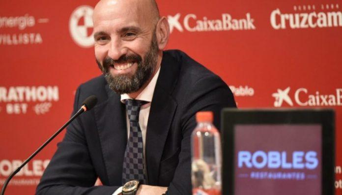 Monchi: «Fernando era el idóneo y el elegido»