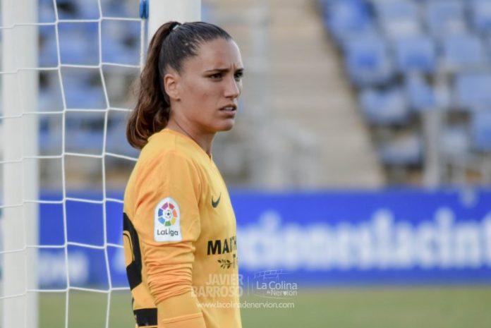 Sara Serrat, una temporada más en la portería del Sevilla FC Femenino