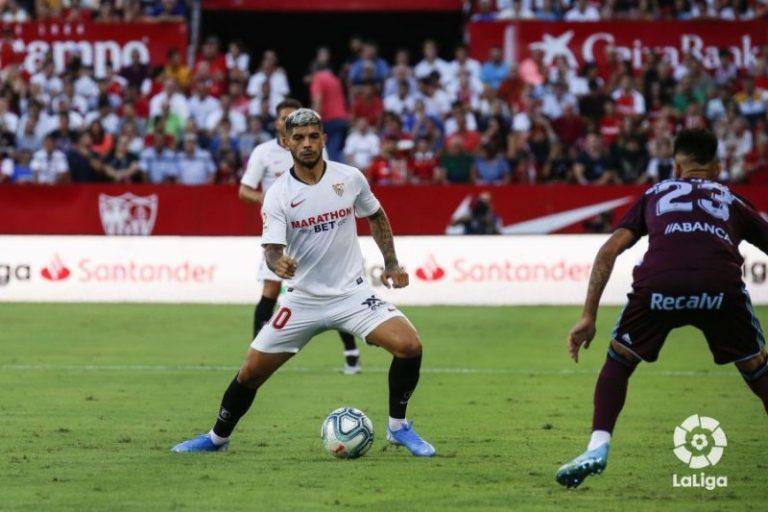 El Sevilla empata ante el Celta de Vigo y suma un punto que sabe a poco
