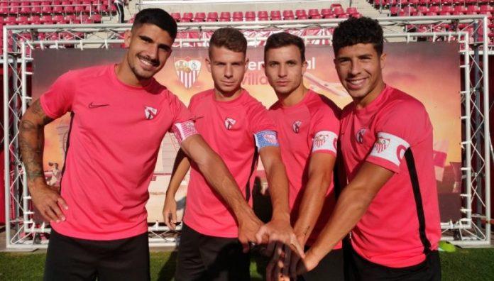 Designados los capitanes del Sevilla Atlético