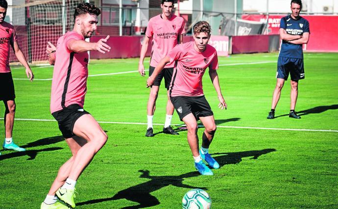 Corchia, cedido al Espanyol