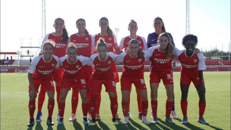 El Sevilla Femenino golea al Santa Teresa
