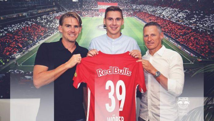 Wöber, traspasado al RB Salzburgo