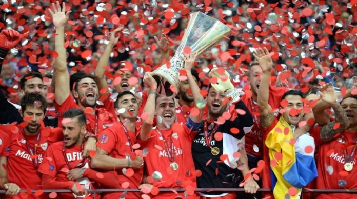 El Sevilla sigue sumando rivales europeos a su notable lista