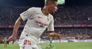Fernando reges partido Sevilla FC