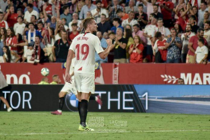 De Jong, nueva oportunidad frente al Levante