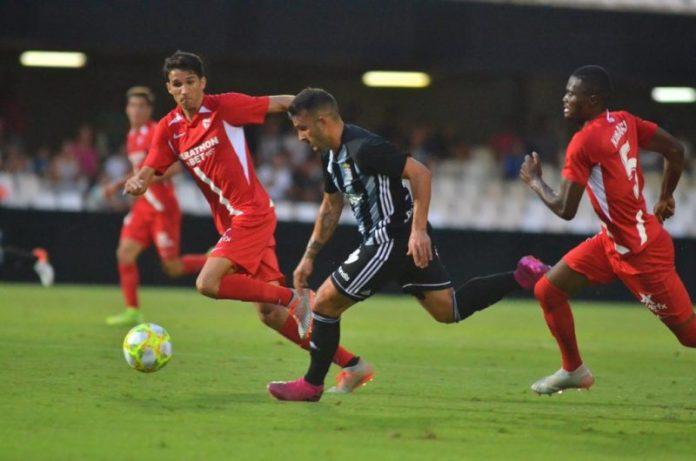 El Sevilla Atlético gana un vibrante encuentro en Cartagena