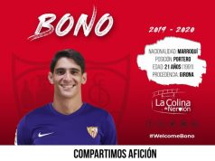 Bono es nuevo portero del Sevilla