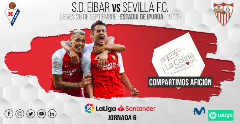 El Sevilla, a recuperar sensaciones ante el Eibar