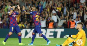 La importancia del gol en una imagen