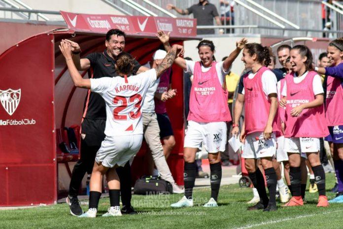 Resumen en vídeo de la goleada del Sevilla Femenino al Espanyol