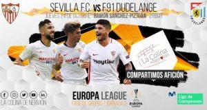 Sevilla FC - Dudelange | La Colina de Nervion
