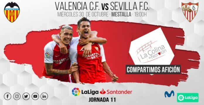 A Valencia en busca de la victoria