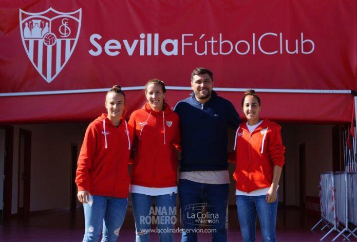 Las mejores fotos del Media Day del Sevilla Femenino