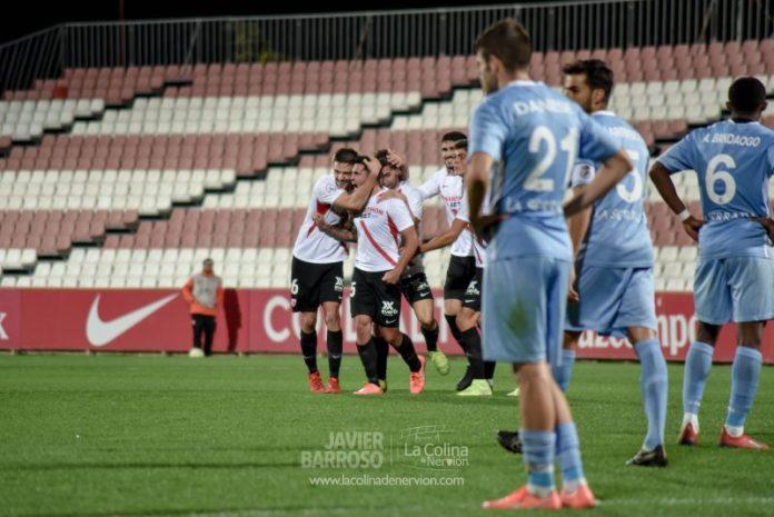 Las mejores fotos del Sevilla Atlético – Real Balompédica Linense