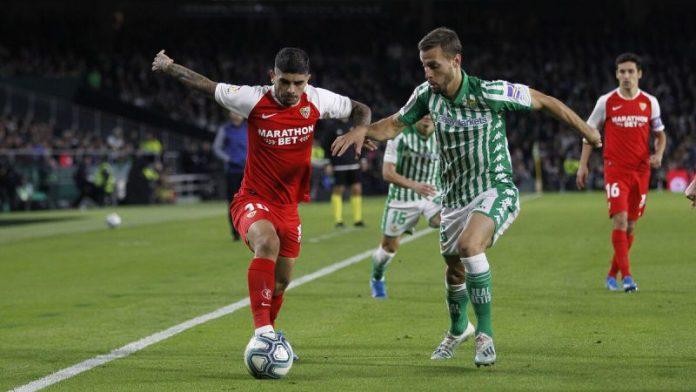 LaLiga publica los horarios del Sevilla FC para las dos primeras jornadas