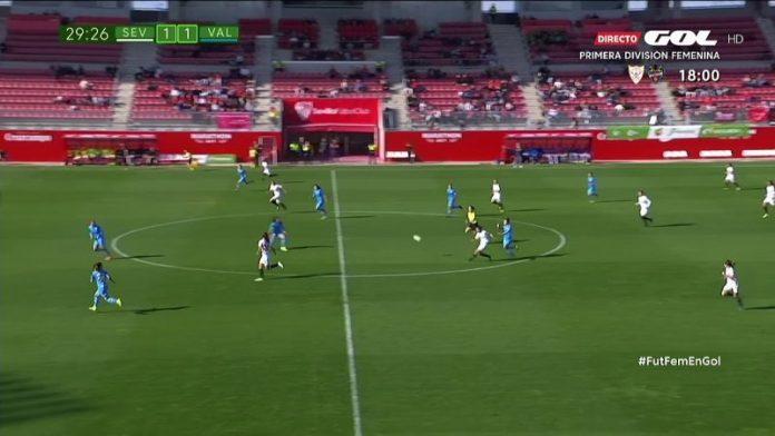 Los goles del Sevilla Femenino en la remontada ante el Valencia CF