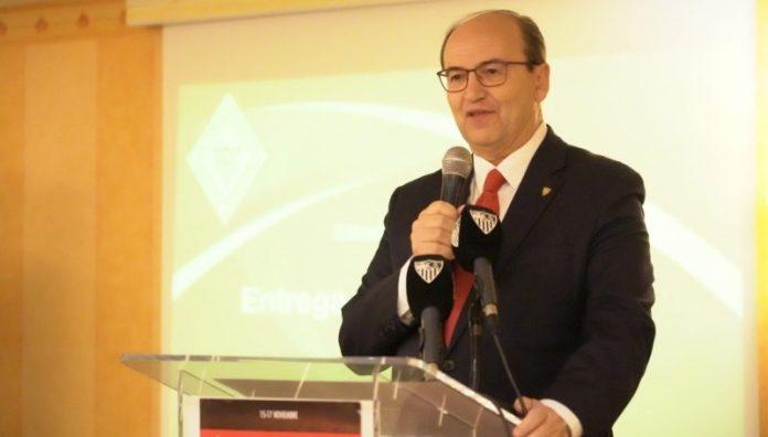 Pepe Castro: «En los próximos cinco años tenemos que hacer un tercer anillo»