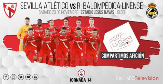 Previa Sevilla Atlético Balompédica Linense