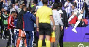 Sandro Ramírez vuelve a anotar con el Valladolid CF || Imagen: LaLiga