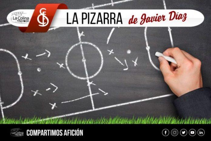 La pizarra | Frenar a Leo Messi, obsesión del Sevilla FC