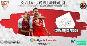 Previa del Sevilla Villarreal